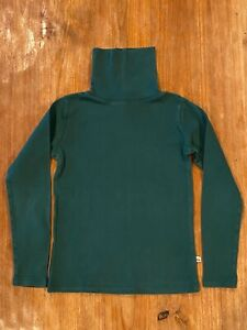 $70 AUTH BONPOINT GIRLS FALL/WINTER COMFY TURTLENECK TOP sz 8