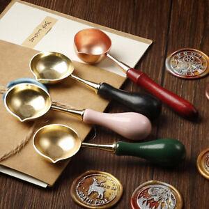 Spoon Vintage Sealing Spoon Melting Sealing Stick Granule For Invitation Cards