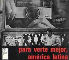Paolo GASPARINI. Para verte mejor, américa latina. Siglo Veintiuno Editores 2009