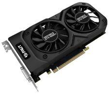 Palit GeForce GTX 1050 Ti Dual OC 4 GB GDDR5 DVI, DP, HDMI PCI-E    #302023