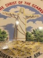 """Vintage Christ of the Ozark's Collector's Plate 10"""""""