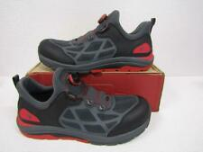 Red Wing Shoes Men's Us 11 Cooltech Athletics Work Shoes Black/Red 6343