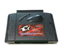EUC N64 GAMESHARK PRO 3.2 Nintendo 64 Video Game Cartridge InterAct Rare