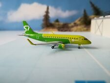 Herpa Wings 1:500 530866 s7 airlines Embraer e170-New colors-VQ-BBO *