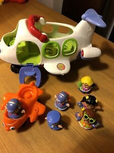 Fisher Price - Little People Plane And Figures
