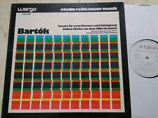 Bartok Sonate per Due Pianoforti e Batteria / Sette Pezzi Dal Mikrokosmos
