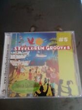 DOUG WALKER STEEL DRUM ARTIST CD STEELDRUM GROOVES # 5 BRAND NEW SEALED