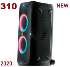 JBL Partybox 310 Portable Party Speaker with dazzling lights 2020 model - Black