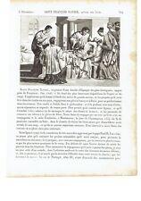 "1825 San Francisco Javier ""Saint Francois Xavier"" (Francesco Castillo de Javier)"