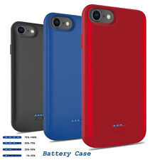 For iPhone SE 2020/6/6s/7/8 Plus Battery Charging Case Cover Power Bank Charger