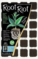 Growth Technology Root Riot - Pack of 24