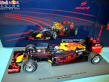 1/18 F1 MAX VERSTAPPEN RED BULL WINNER SPAIN GP 2016 SPARK