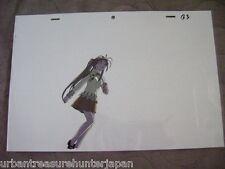 Ah My Goddess Megami Sama Belldandy Anime Production Cel