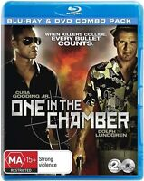 One In The Chamber (Blu-ray Only 2012, 2-Disc Set)*No DVD*Cuba Gooding Jnr