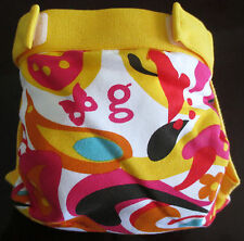 gDiaper gPants gFlutter gStyle gBloom Butterfly Floral Yellow Summer SMALL