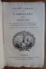 Livres anciens et de collection français Couverture souple XVIIIème