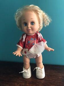 13'' SO INNOCENT CYNTHIA #7 BABY FACE 1990 GALOOB DOLL