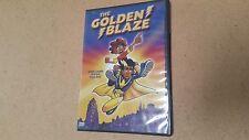 The Golden Blaze, New DVD, Vanessa Marshall, Nick Jameson, James Mathis III, Kym