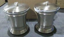 Pelham Satin Nickel Jar