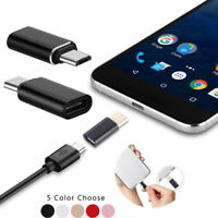 Micro USB 2.0 männlich USB3.1 Typ C weibliche Daten kostenlos Konverter Adapter