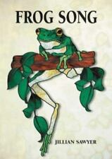 FROG SONG Stained Glass Pattern Book, Books, Jillian Sawyer,