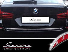 BMW 5er F11 Touring Wagon Cromo Modanatura 3M Messa Punto Barra Posteriore