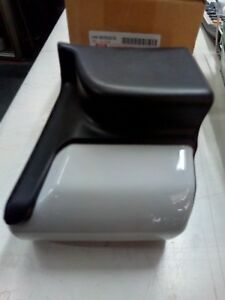 ISUZU  MU-X COVER SIDE STEP END LEFT SIDE STAIRS 2014-2019 ''Genuine PARTS ''