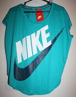 Nike Athletic Women's Shirt Multi-Color Size Large