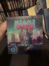 Miami Vice Complete Ultimate Collection Box Set Blu-ray komplette Serie Region B