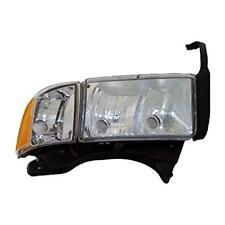 1999 2000 2001 2002 Dodge Ram Sport Headlight Passenger
