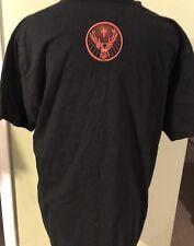 Jagermeister Authentic T Shirt Size L Cotton