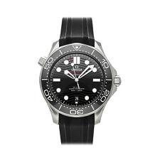 Omega Seamaster Diver 300m Auto Steel Mens Strap Watch 210.32.42.20.01.001