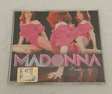MADONNA - HUNG UP - CD SINGOLO - 2005 WB RECORDS