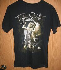 Taylor Swift - Tour Concert T-Shirt (Small) Black