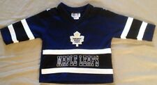 TORONTO MAPLE LEAFS NHL HOCKEY JERSEY  BY NHL MIGHTY MAC  YOUTH ( 12 )