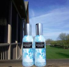 BATH & BODY WORKS CONCENTRATED ROOM SPRAY IN BERGAMOT WATERS X 2 !