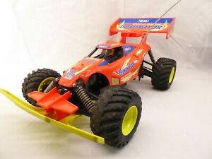 RARE - NIKKO - THE DOMINATOR - 1/10 - 4WD - SPECIAL RACING - RC - TESTEE OK