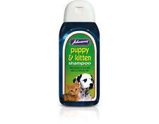 Johnsons Puppy E Gattino Shampoo 200ml-Cani. contabilizzate oggi se pagato prima delle 13