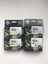 Genuine HP 905XL Ink Cartridges [1C,2M,1Y]