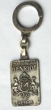 porte-clés Champagne HENRIOT Blason REIMS Edition DUSSEAUX