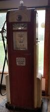 CLASSIC ART DECO  Wayne 60  866 Gas Pump Computing Wide Body?