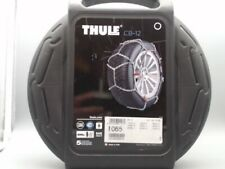 Thule Cb-12 Snow Tire Chains - Size 65