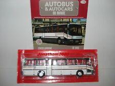 AUTOBUS & AUTOCARS DU MONDE - IVECO LORRAINE 300 TS II - 1981 au 1/43°