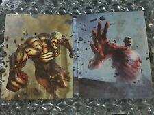 Attack on Ttian 2 Steelbook Case ONLY G2 Size * NO GAME *