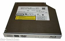 Panasonic Blue-Ray Lecteur CD DVD ± RW Brenner uj-120 IDE Slimline 12.7 Mm White