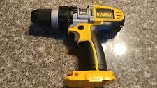"""18v Dewalt 1/2"""" Hammer Drill Driver 18 volt Model DCD950 New!!!!"""