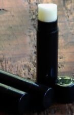 UNSCENTED & UNSWEETENED PURE ORGANIC Beeswax & Olive Oil LIP BALM STICK Handmade