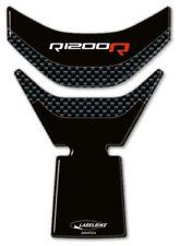 ADESIVO in gel 3D CARBONIO PROTEZIONE SERBATOIO compatibile per MOTO BMW R1200R