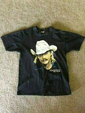 Alan Jackson 1992 Large Shirt on tour A Lot About Livin' and a Little 'Bout Love