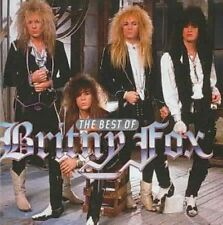 Best Of Britny Fox 0886972404028 CD
